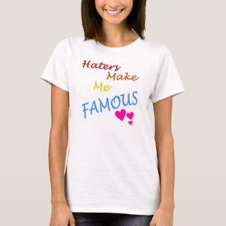 Camiseta Aborrecedores
