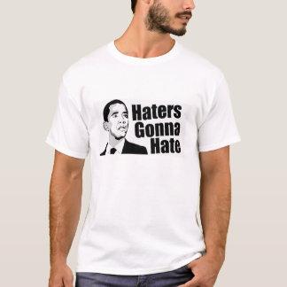 Camiseta aborrecedores que vão diar