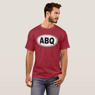 Camiseta ABQ Albuquerque New mexico