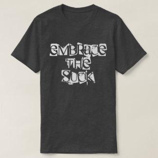 Camiseta Abrace o t-shirt da sugação