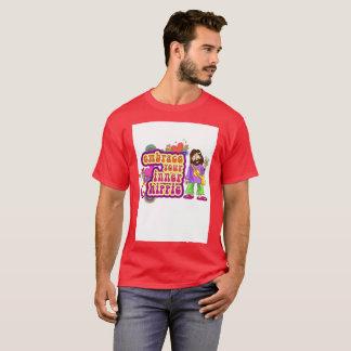 Camiseta Abrace seu Hippie interno