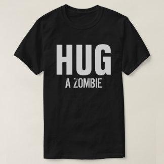 Camiseta Abrace um zombi