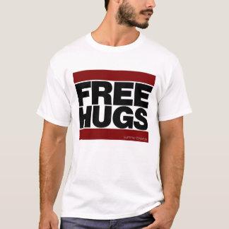 Camiseta abraços livres