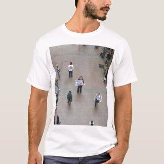 Camiseta Abraços livres por Juan Mann