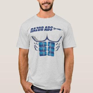 Camiseta Abs da lâmina