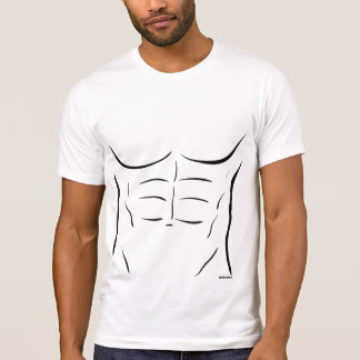 Camiseta Abs do Seis-Bloco