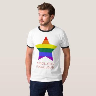 Camiseta Absolutamente Flagulous - direitos dos