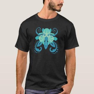 Camiseta Abstracção dois Poseidon