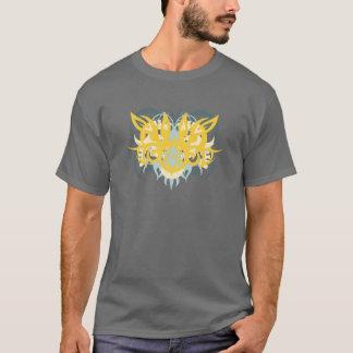 Camiseta Abstracção nove imperiosa