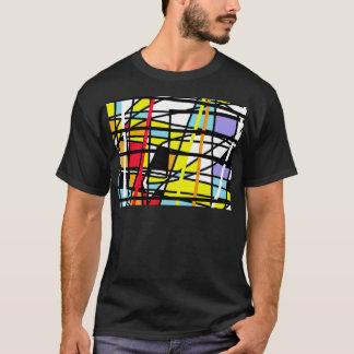 Camiseta Abstracção ocasional