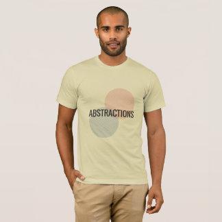 Camiseta abstracções