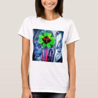 Camiseta Abstractamente em sorte de perfeição
