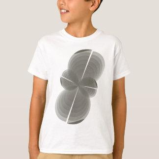 Camiseta abstrato
