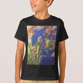 Camiseta Abstrato da íris