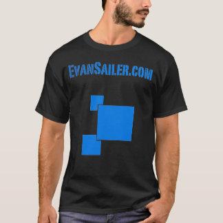Camiseta abstrato de evansailer.com