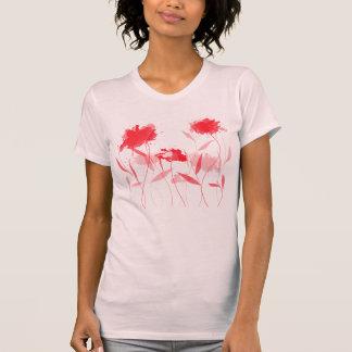 Camiseta Abstrato floral