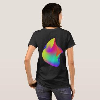 Camiseta Abstrato na serenidade