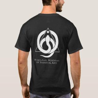 Camiseta Academia de Petaluma do t-shirt das artes marciais