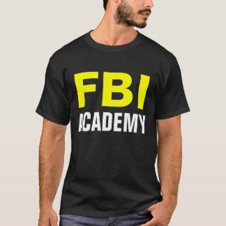 Camiseta ACADEMIA do FBI - t-shirt oficial da academia do
