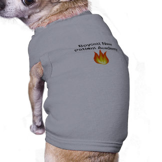Camiseta Academia paciente nova do boicote