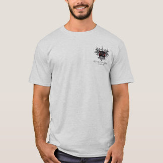 Camiseta Academia real do protetor - t-shirt do bolso