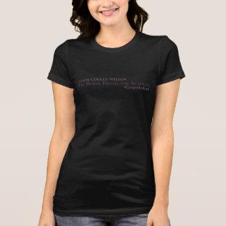 Camiseta Academia real do protetor - t-shirt favorito