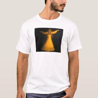 Camiseta Açafrão