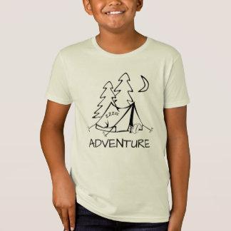 Camiseta Acampamento