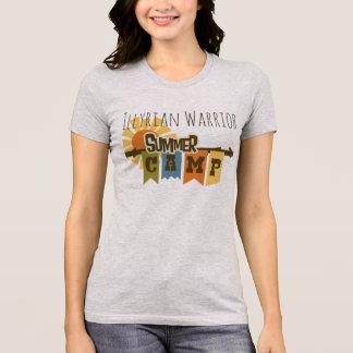 Camiseta Acampamento ACOTAR do guerreiro de Illyrian
