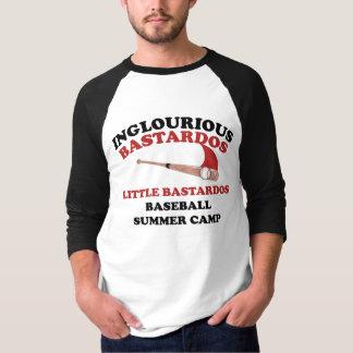 Camiseta Acampamento de Verão de Inglourious Bastardos