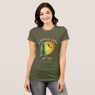 Camiseta Acampamento de Verão - MzSandino