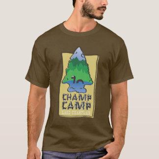 Camiseta Acampamento do campeão