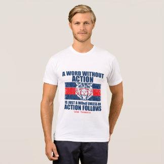 Camiseta Ação