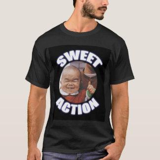 Camiseta Ação doce