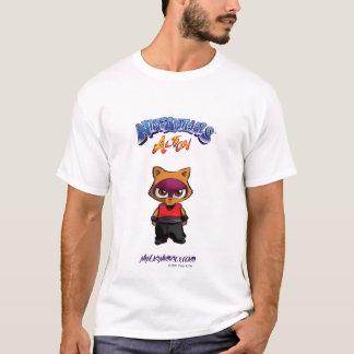 Camiseta Ação Raken 01 de Ninjanimals