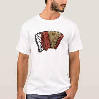 Camiseta Accordian