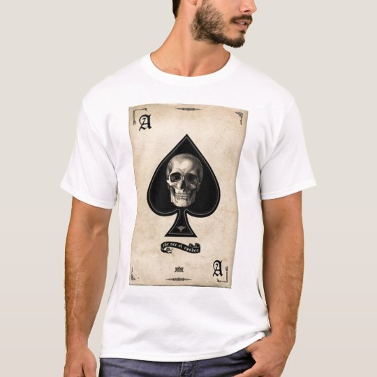 Camiseta Ace of spades