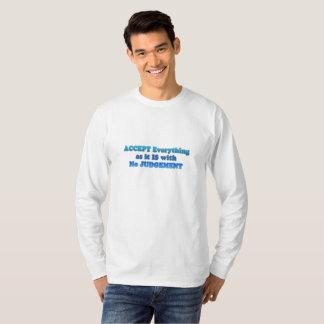 Camiseta Aceite tudo