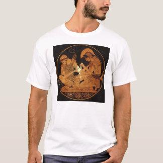 Camiseta Achilles e Patroclus