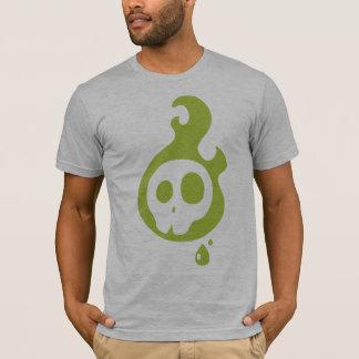 Camiseta Ácido verde