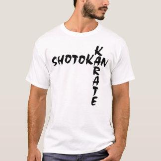 Camiseta Acima de & para baixo de Shotokan karaté