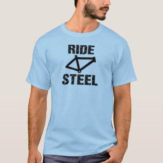 Camiseta Aço do passeio