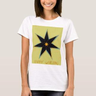 Camiseta ACOLCHOADO feliz
