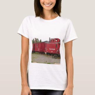 Camiseta Acomodação da carruagem do trem do vapor, arizona
