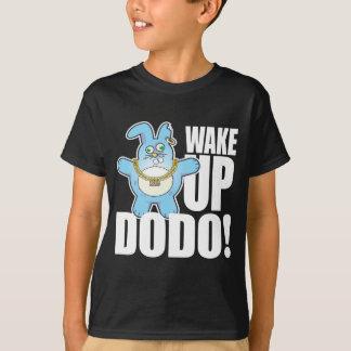 Camiseta Acordar mau W do bolo do Dodo