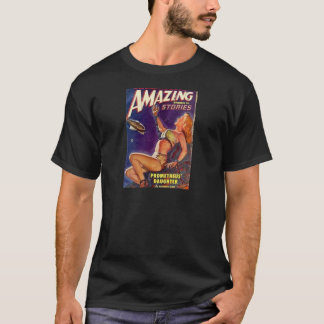 Camiseta Acorrentado a uma rocha