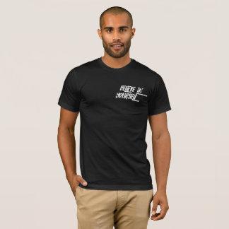 Camiseta Acredite em o senhor mesmo o t-shirt