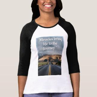 Camiseta Acredite em um t-shirt futuro