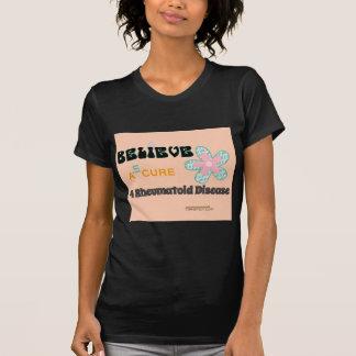 Camiseta Acredite em uma cura