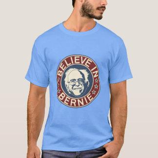 Camiseta Acredite no t-shirt de Bernie (azul)